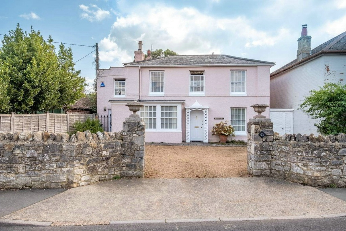 Rose Cottage, High Street, Bembridge