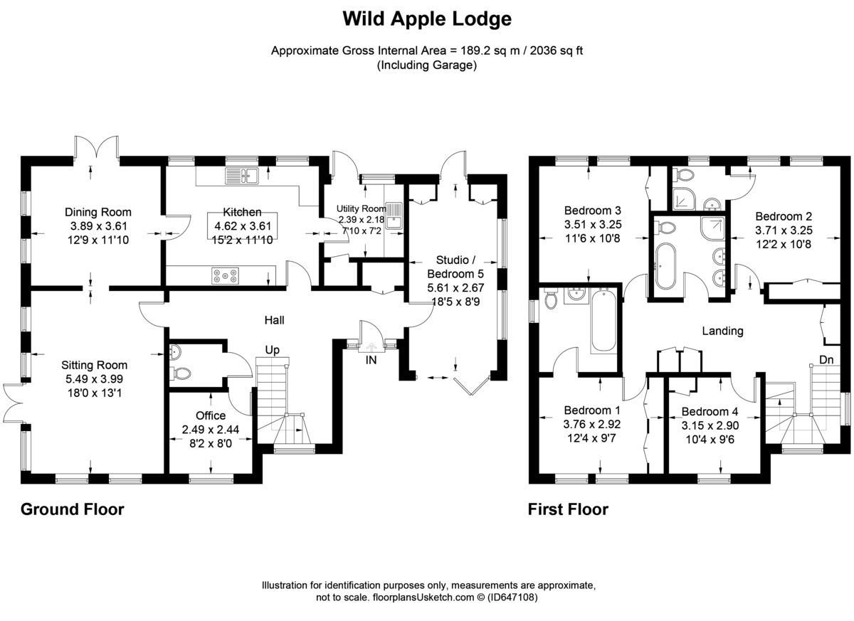 Wild Apple Lodge, The Orchard, Cowes
