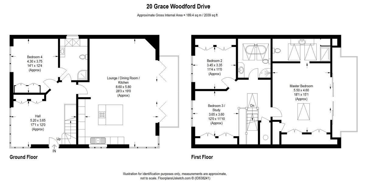 Grace Woodford Drive, East Cowes