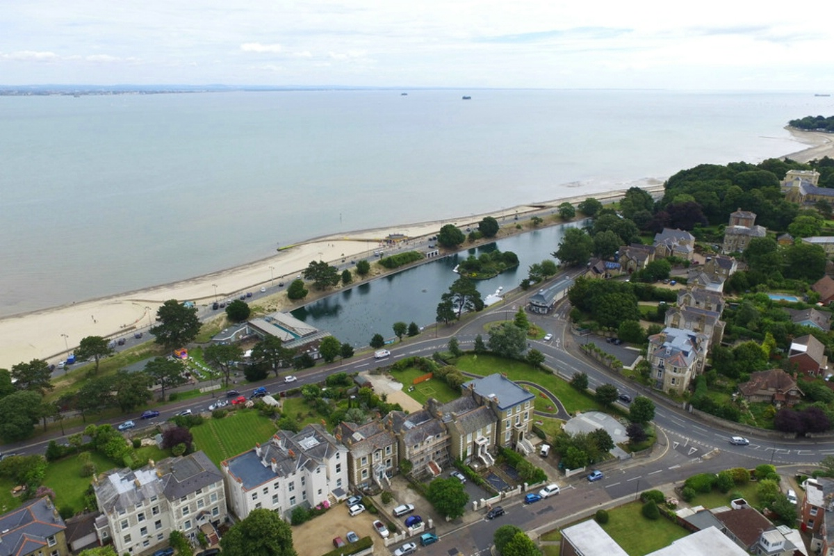 The Strand, Ryde